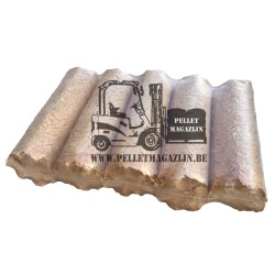 Nestro houtbriketten pallet 960kg